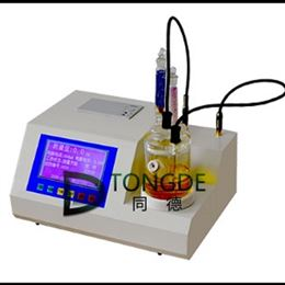 KFC-020微量水分测定仪