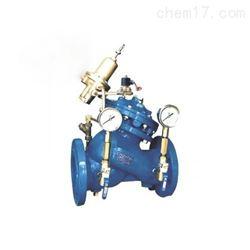 DX236X减压稳压逆止电动控制阀
