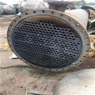 120平方供应二手120平方钛材冷凝器