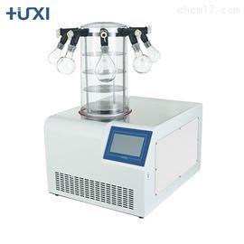 上海沪析HXLG-10-50D台式多歧管冷冻干燥机