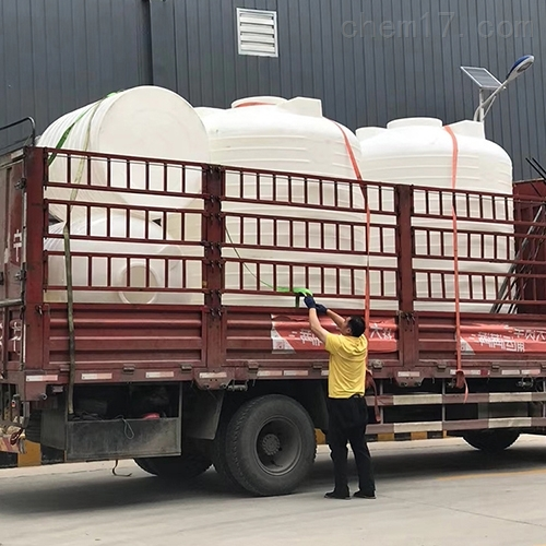 6吨农业灌溉肥料罐