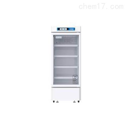 美菱4度冷藏冰箱立式260升玻璃门