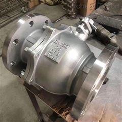 Q41H-25P-150不锈钢硬密封球阀