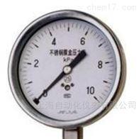 YE-150B 不锈钢膜盒压力表