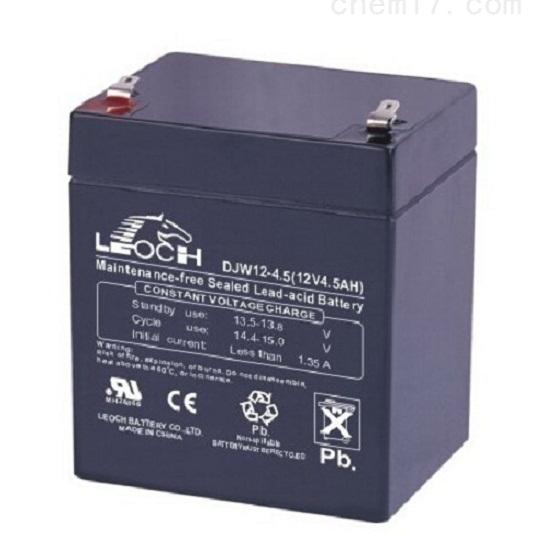 理士蓄电池DJW12-4.5批发零售价格