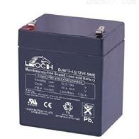 12V4.5AH理士蓄电池DJW12-4.5批发零售价格