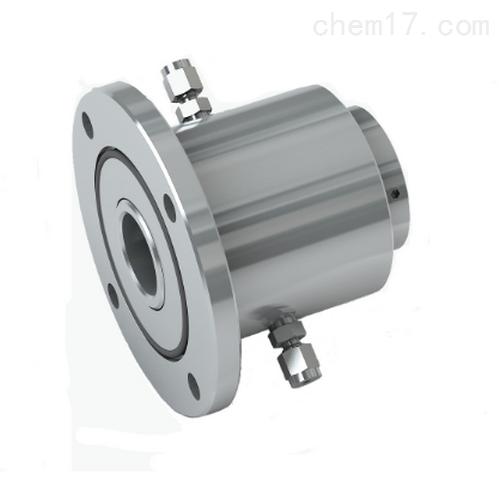 空心轴法兰安装磁流体装置
