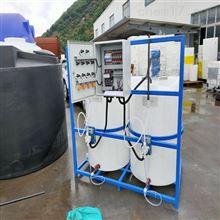 MYJY-1000L加氯装置配套投加药设备