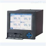 HX-400R国产g蓝屏无纸记录仪