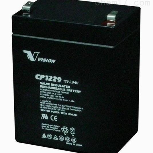 威神蓄电池CP1229品牌报价