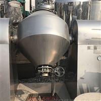 3台低价处理二手双锥干燥机整套设备