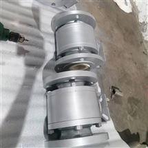 九折优惠Q341TC蜗轮陶瓷排渣球阀