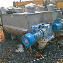 1000L 2000L 3000L 5000L二手不锈钢5吨真石漆混合机,1吨螺带拌料机