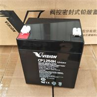 12V5AH威神蓄电池CP1250代理商