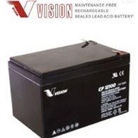 12V10AH威神阀控密封胶体蓄电池CP12100