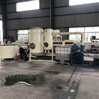 硅质板设备生产线吸附渗透过程