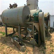 1000L 2000L 3000L 5000L二手5立方真空耙式干燥机,不锈钢材质