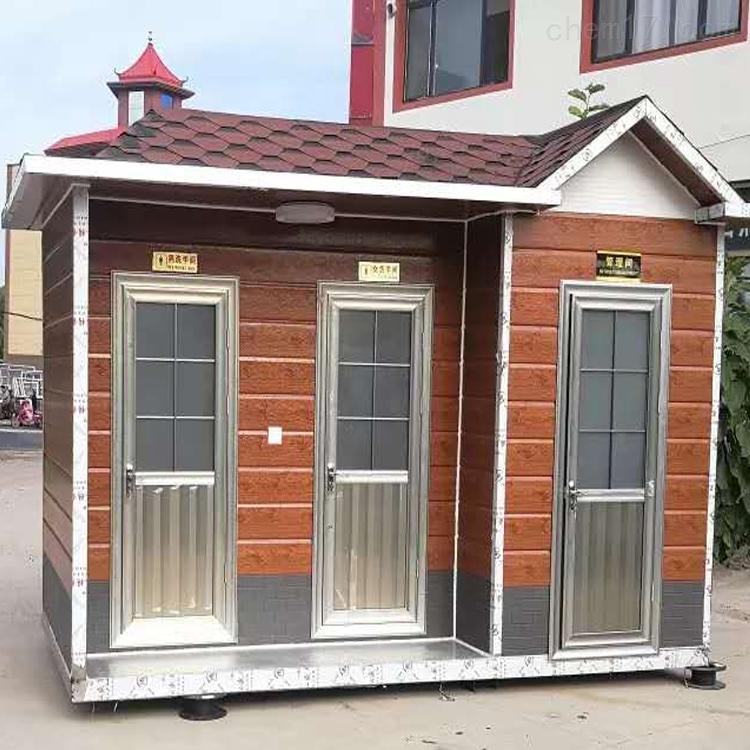 景德镇河北移动厕所厂家