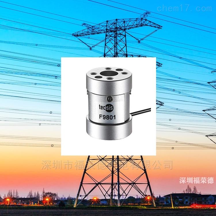 泰科思tecsis扭矩传感器F9801扭矩力值测量
