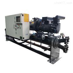 DW-100SW100HP大型螺杆式冷水机