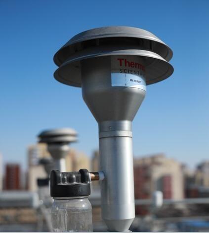 京津冀治霾在行动:看PM2.5监测设备如何运转