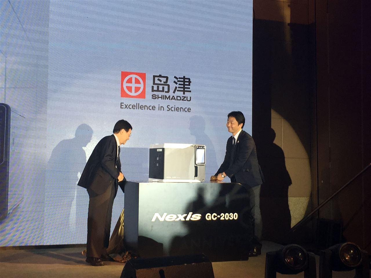 """峥嵘GC60年 岛津旗舰级气相新品""""Nexis GC-2030""""全球首发!"""