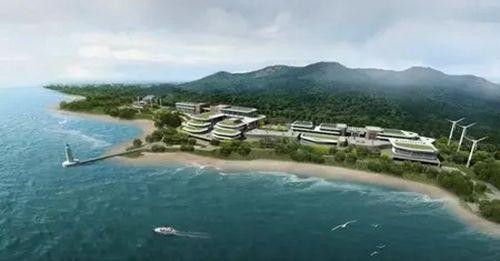 海洋国家实验室国际南半球研究中心在澳启用