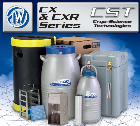 CX系列液氮罐