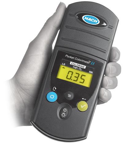 PCII二氧化氯比色計