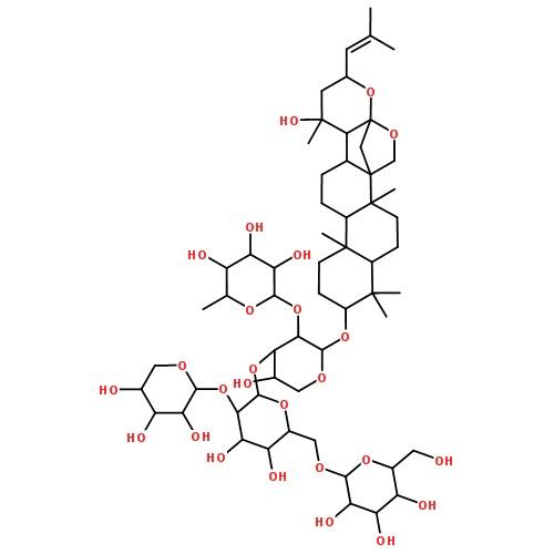 酸枣仁皂苷A>55466-04-1>标准品