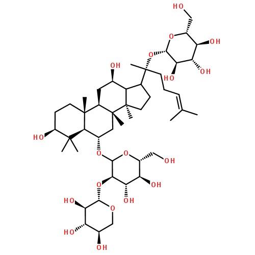 三七皂苷R1>80418-24-2