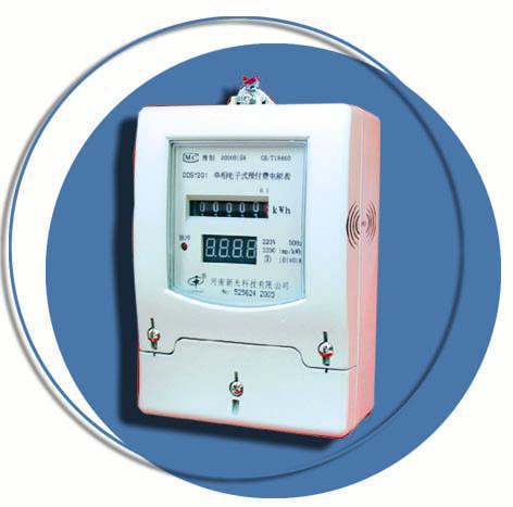 无锡预付费电能表系统组成及特点专业售电系统改造