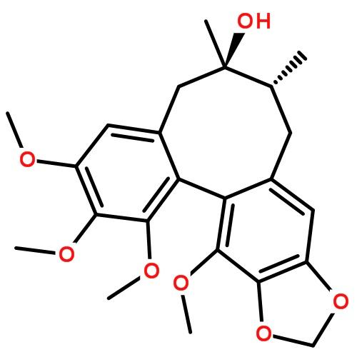 五味子醇乙>58546-54-6>中草药标准品