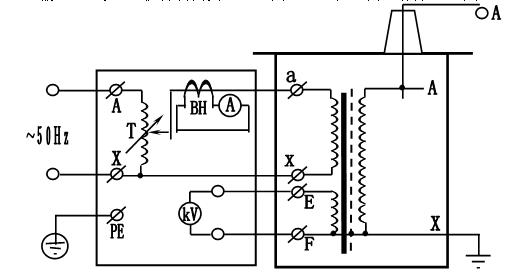 控制箱的原理_潜水泵控制电路图