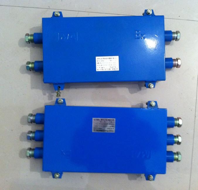 jhhg-6 jhhg-6矿用光纤接线盒