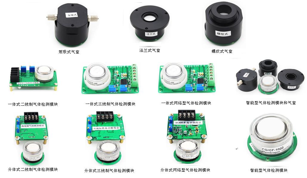 传感器 深圳市富安达智能科技有限公司 有毒气体检测探头与模块 氨气