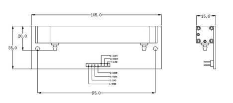 g-80扩散式模块结构示意图