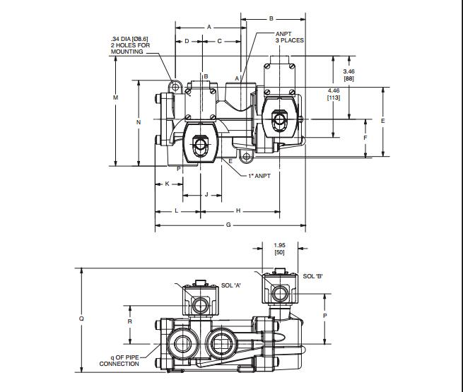 asco电磁阀/asco三位五通电磁阀参数选型