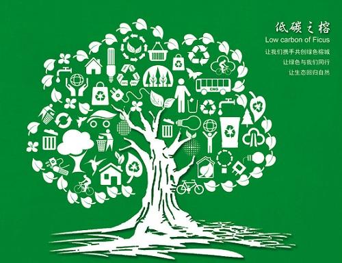 绿色环保生活不仅仅是一种时尚