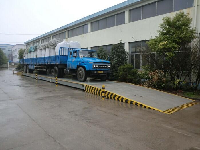 3*16米汽车地磅价格,100吨电子汽车秤