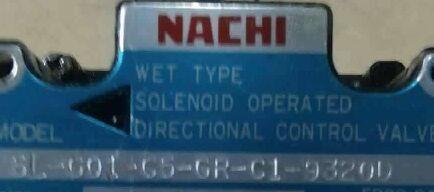 <strong>NACHI不二越电磁阀SL-G01-C5-GR-C1-9320</strong>