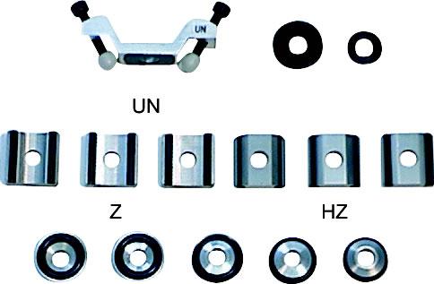 里氏硬度计异型支撑环(可选件)