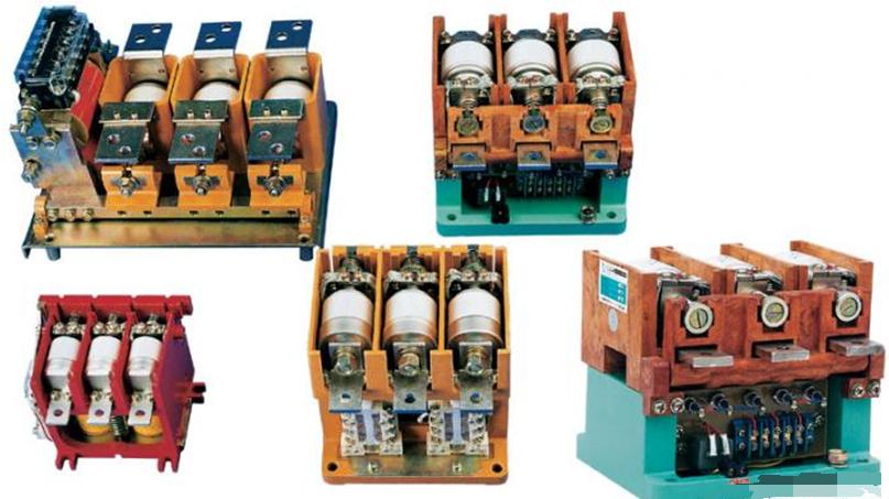 定通电持续率为40%);结构工作原理 80a ,125a,160a,250a接触器由基架