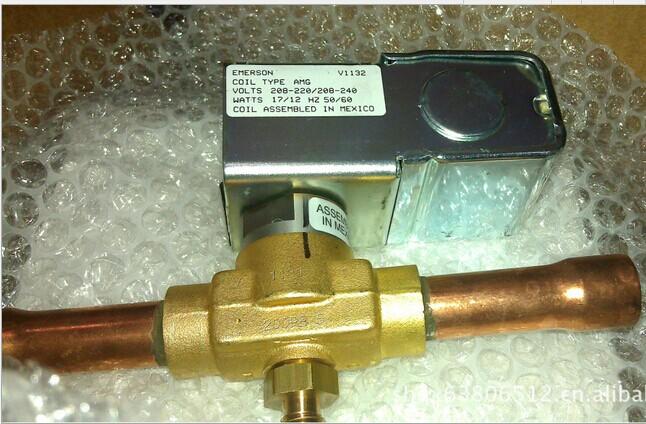 电磁阀实物图片艾默生控制器emerson连接线价格