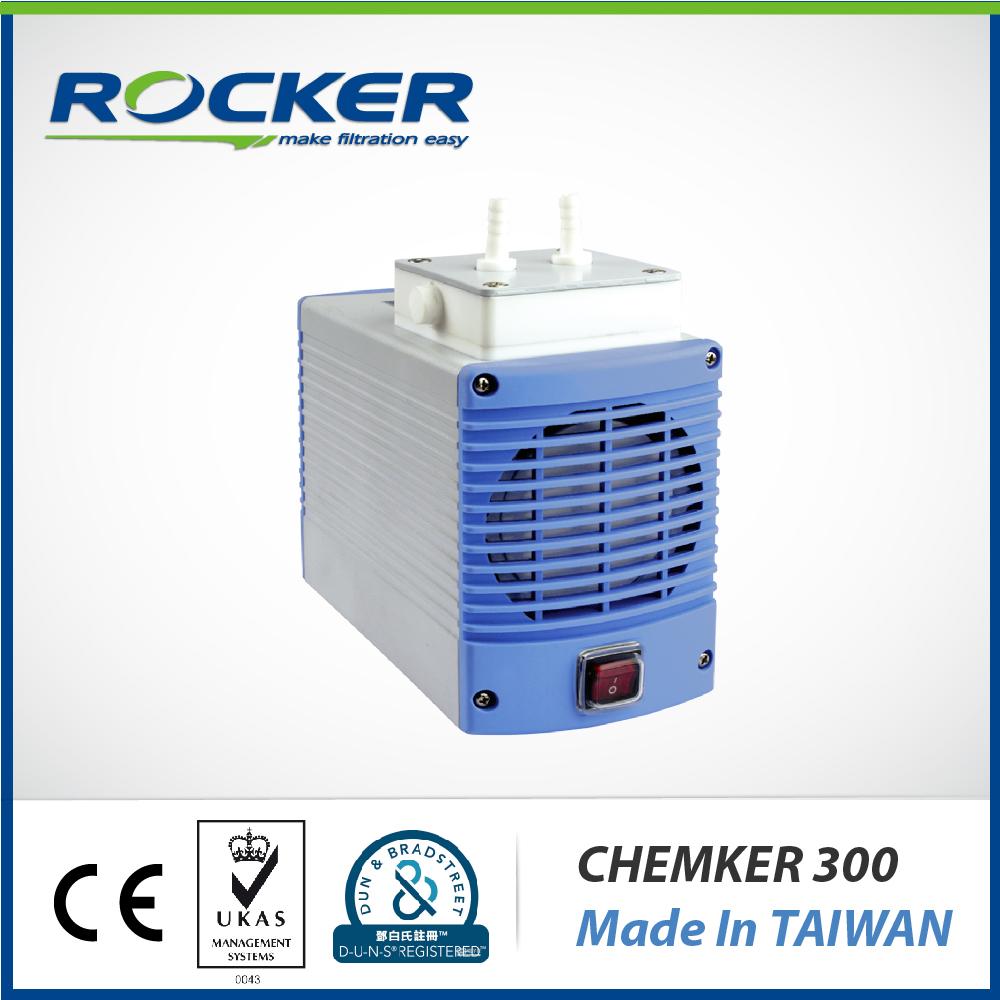 Rocker Scientific 洛科仪器 Chemker 300 实验室耐腐蚀隔膜泵