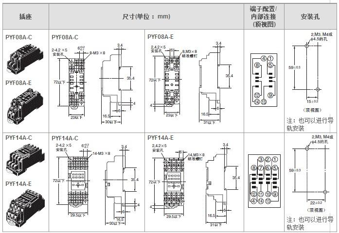 欧姆龙继电器日本厂家直销批发