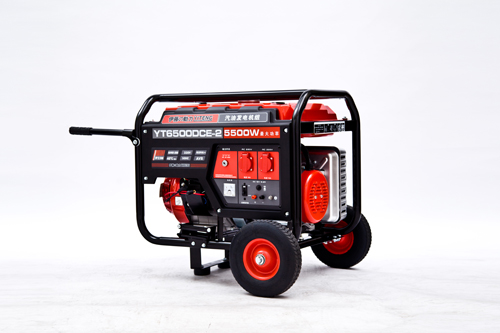 小型电启动5kw汽油发电机价格