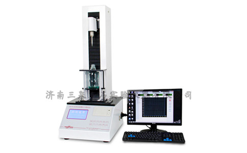 塑料血袋加压排空测试装置