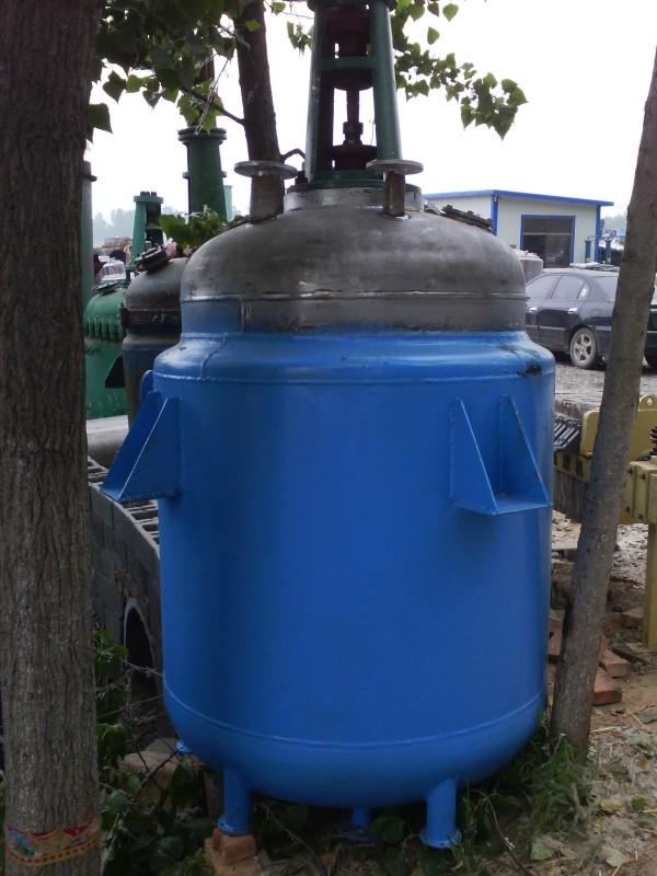 二手搪瓷蒸馏罐供应-华谊二手油脂化工设备购