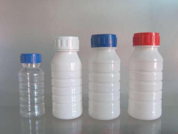PET塑料农药瓶圆度检测仪检测产品